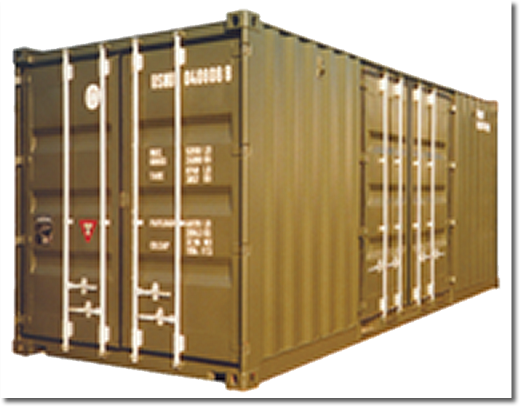 10 Container with complete 2,500 GPD Wastewater-Recycling System