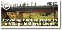 Comments from Sierra Leone - Global Water Group